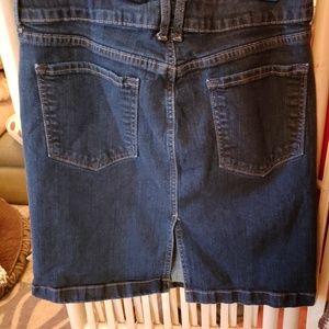 Old Navy Skirts - Denim skirt